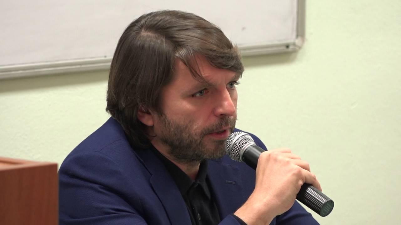 Медиа-Лекторий с Николаем Усковым Forbes Russia