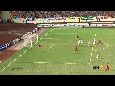 [U19 ĐNA 2014: Bán kết] U19 Việt Nam vs U19 Myanmar (11/9/2014)