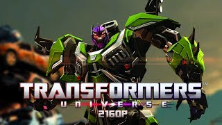 Transformers Universe PC Gameplay 4K 2160p