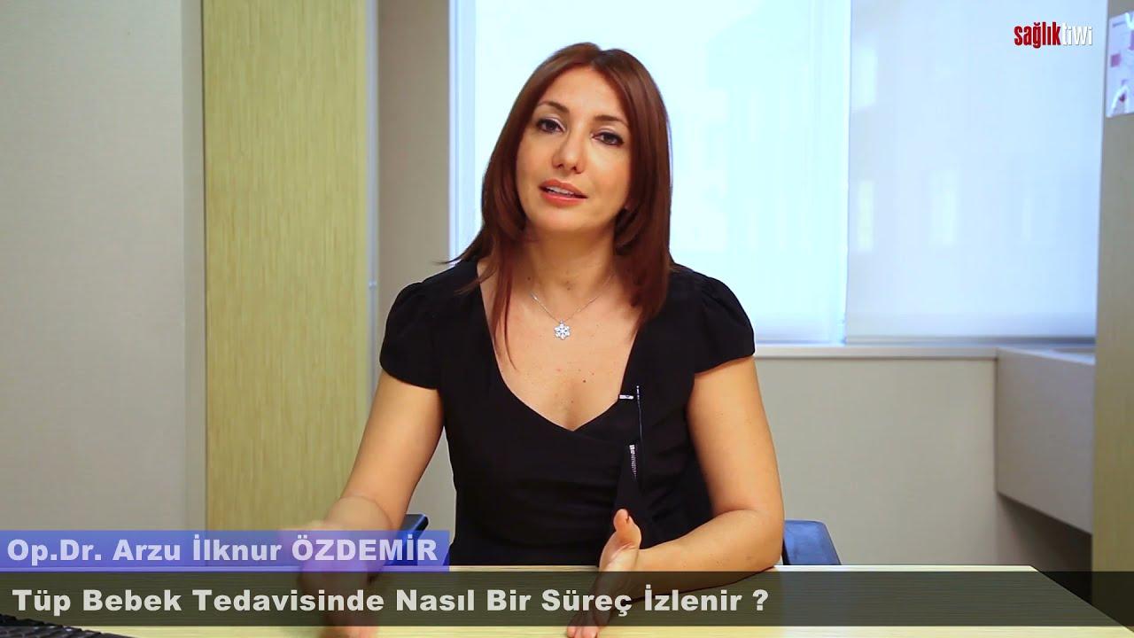 Tüp Bebek Tedavisinde Nasıl Bir Süreç İzlenir Opr. Dr. Arzu İlknur ÖZDEMİR SağlıkTiwi