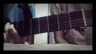 cover guitar bống bống bang bang part 1
