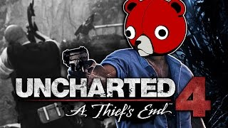ONLINE MULTIPLAYER CHAOS! Uncharted 4 Team Deathmatch GAMEPLAY! Uncharted 4: A Thief's End
