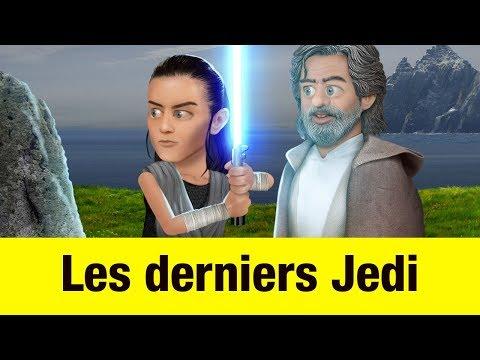 Les derniers Jedi - Têtes à claques