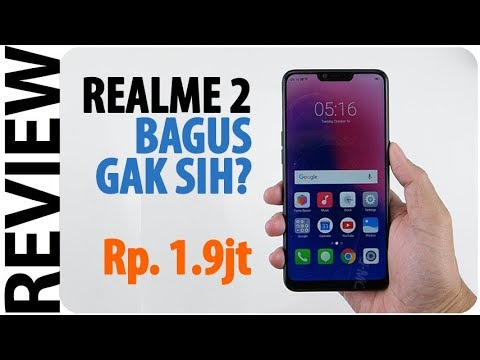 1,9jt.. REALME 2 INDONESIA, Bagus Gak Harga Segitu?