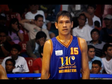 June Mar Fajardo College Highlights (University of Cebu)