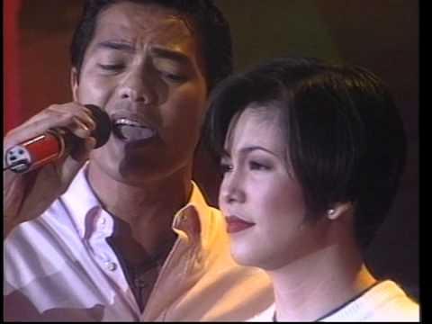 Ariel Rivera and Regine Velasquez Duet! HATAW AWIT PINOY 1980