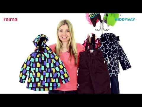 Reima зимние комплекты - обзор детской одеждыиз YouTube · С высокой четкостью · Длительность: 48 с  · Просмотры: более 3.000 · отправлено: 25.10.2013 · кем отправлено: KiddyDay.ru