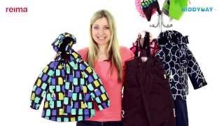 Reima зимние комплекты - обзор детской одежды