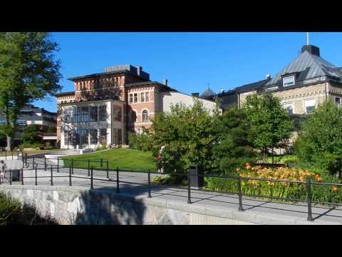 Stockholms Län - Norrtälje City Tour 2015 08 16