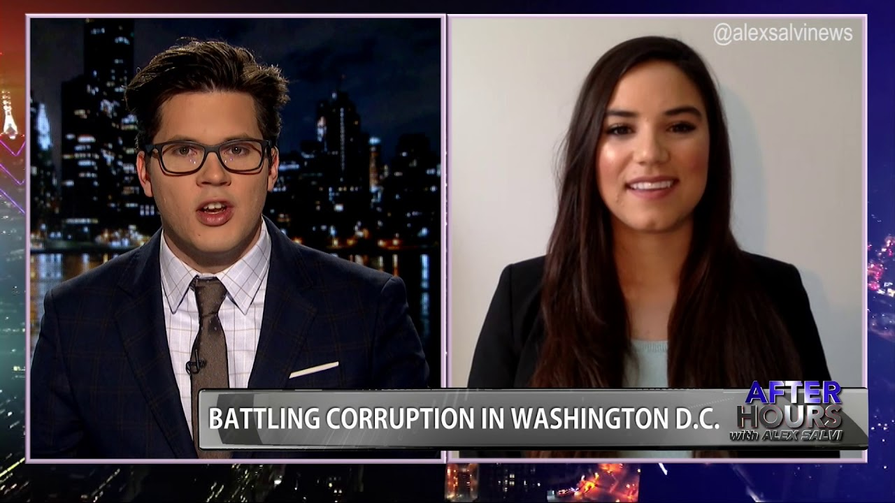 After Hours: Catalina Lauf (Washington Corruption) OAN