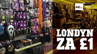 Życie w Londynie - LONDYN ZA £1
