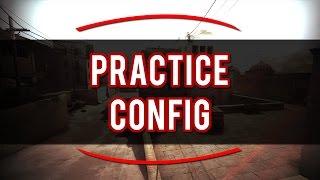 How to Setup a Practice Config (CSGO)