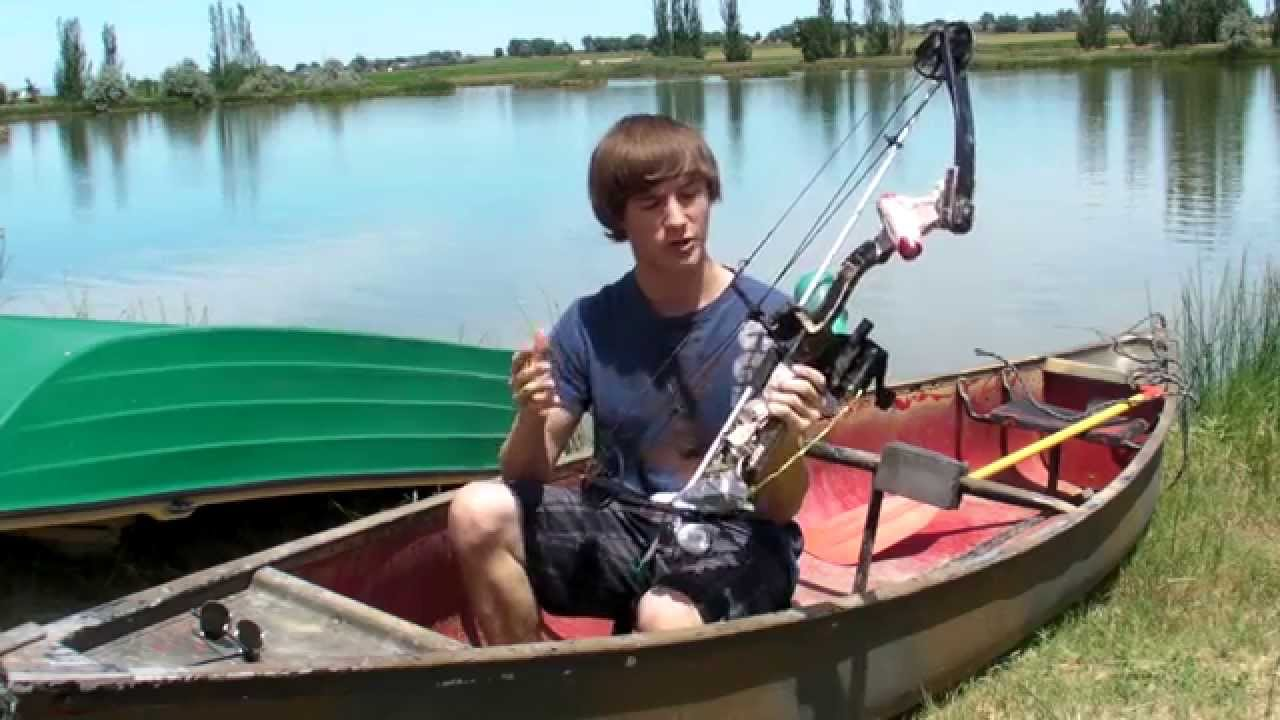Bow Fishing Tips and Training for Youth or Beginners  Bowfishing tips