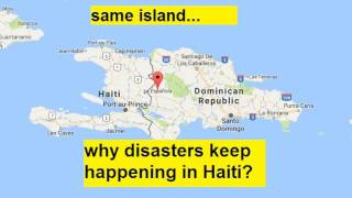 Haiti And Dominican Republic Share The Same Island