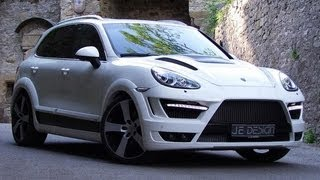 2009 JE Design Porsche Cayenne Progressor Videos