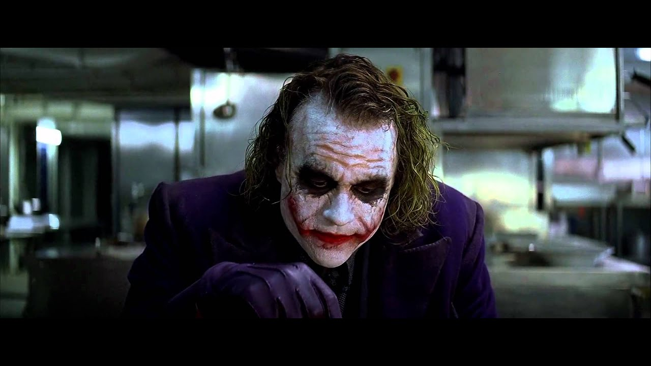 Obama Likens Isis To The Joker In Batman The Atlantic