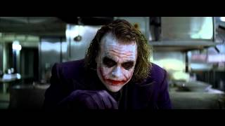 Joker ( Heath Ledger ) Mob Scene thumbnail