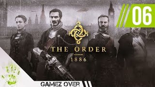 The Order 1886 Walkthrough Gameplay Chapter 5: Agamemnon Rising - (PS4)