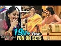 Baahubali 2 FUN ON SETS | Prabhas | Anushka | Rana | SS Rajamouli | Baahubali 2 Full Movie | #Saaho