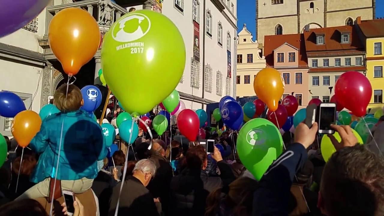 Reformationsfest Wittenberg