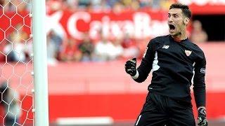 Sergio Rico 2015/16  - The Wall - Sevilla F.C.