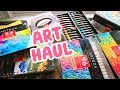 ☆ HUGE ART HAUL || SO Many Supplies! ☆