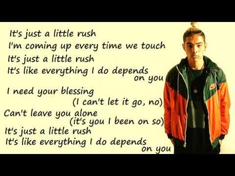 William Singe Rush -Lyrics