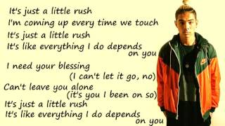 William Singe Rush -Lyrics
