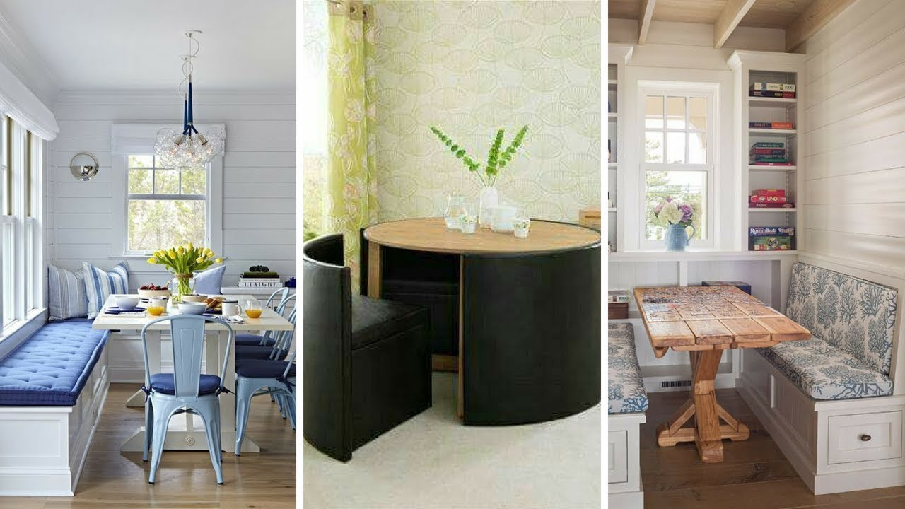5 Creative Small Dining Room Table Ideas For Limited Space Youtube
