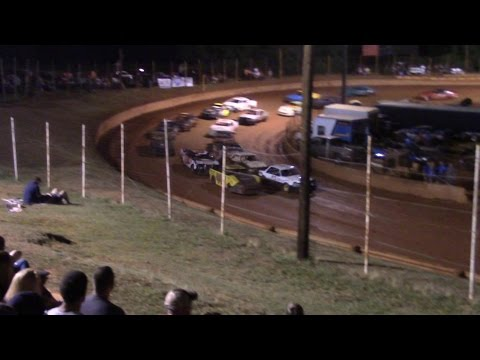 Winder Barrow Speedway Stock Four Cylinders 6/18/16