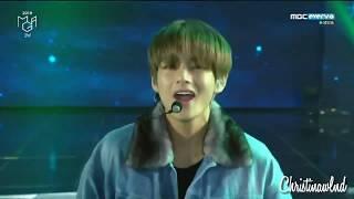 BTS - Save Me + I'm Fine + Idol (MGA 2018)