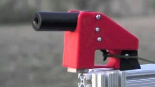 "Testing the ""Lulz Liberator,"" a $25 3D-printed handgun"