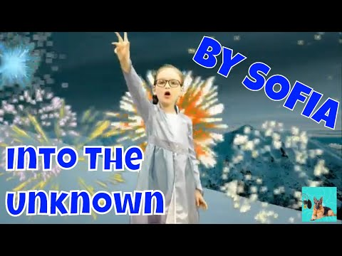 into-the-unknown---by-sofia-6-year-old-kid-from-frozen-2-idina-menzel-aurora-panic!-at-the-disco