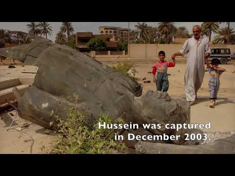 The War with Iraq, 2003
