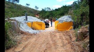 Bloqueada estrada que motoristas usavam para fugir do pedágio da ViaLagos
