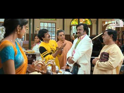 Rajini Punch Dialogue In Sivaji - 10:  Naan Vellaiyaa Maari Kaatraen