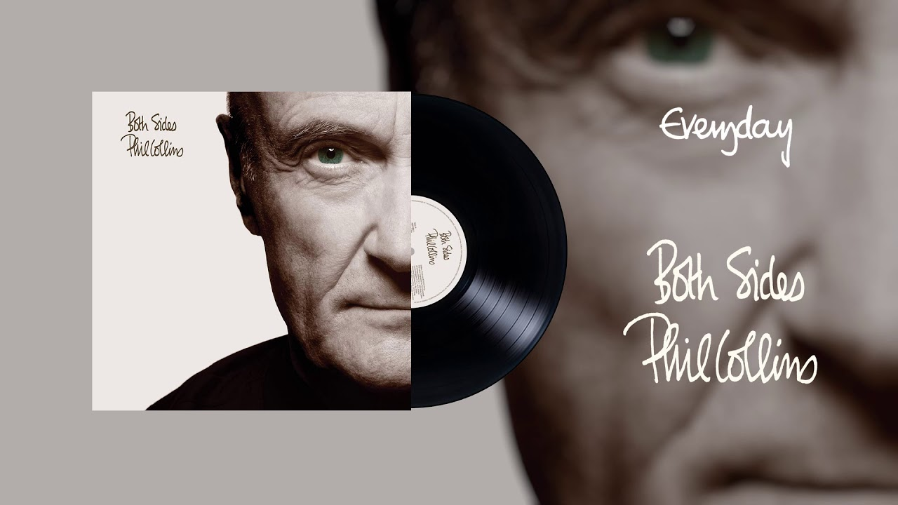 Phil Collins - Everyday (2015 Remaster Official Audio)