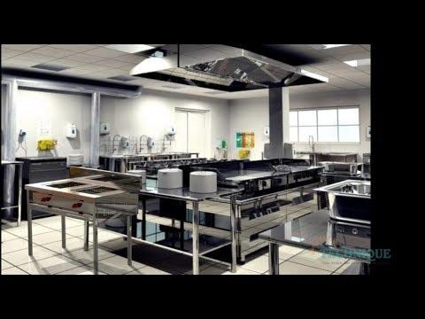 Kitchen Equipment Design