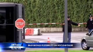 Iran Signals Flexibility On Nuclear Talks