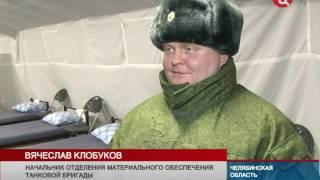 видео: Автономный полевой лагерь в Челябинской обл.