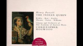 Henry Purcell - Two and Four Aerial Spirits (from Indian Queen) - Christopher Hogwood