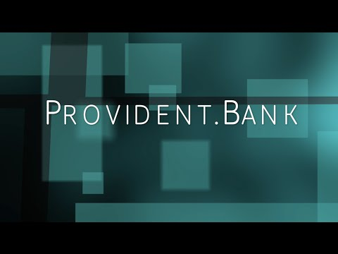 Our New Domain - Provident.Bank