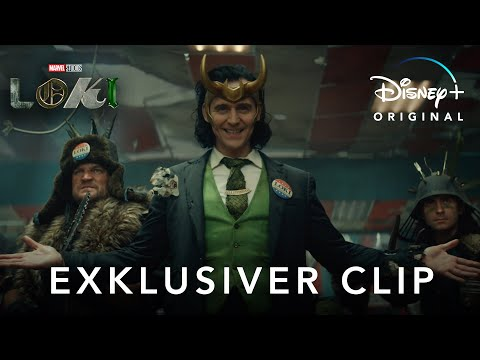 MARVEL STUDIOS´ LOKI - Exklusiver Clip I Disney+