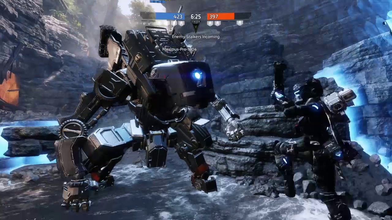 Titanfall uvízl při načítání seznamu seznamů pc