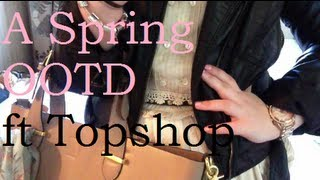 Spring OOTD ft Topshop Thumbnail