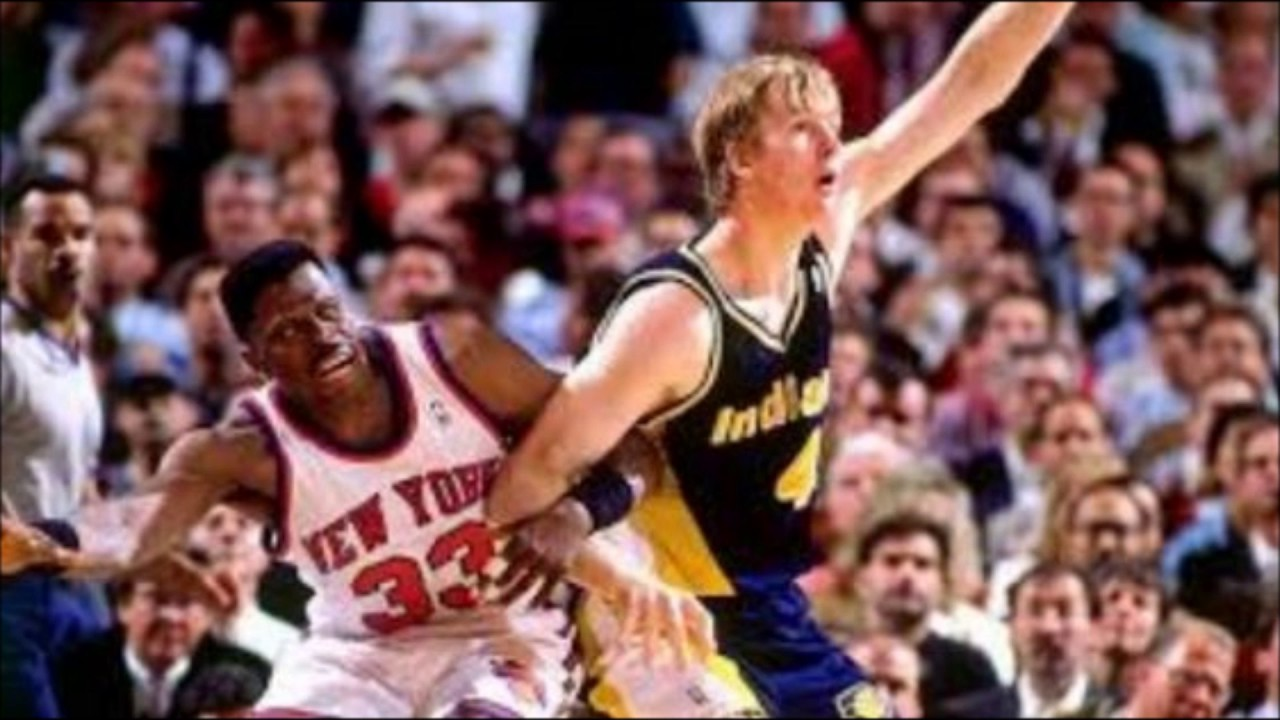 RIK SMITS WOULD BE THE 2ND BEST OFFENSIVE CENTER TODAY