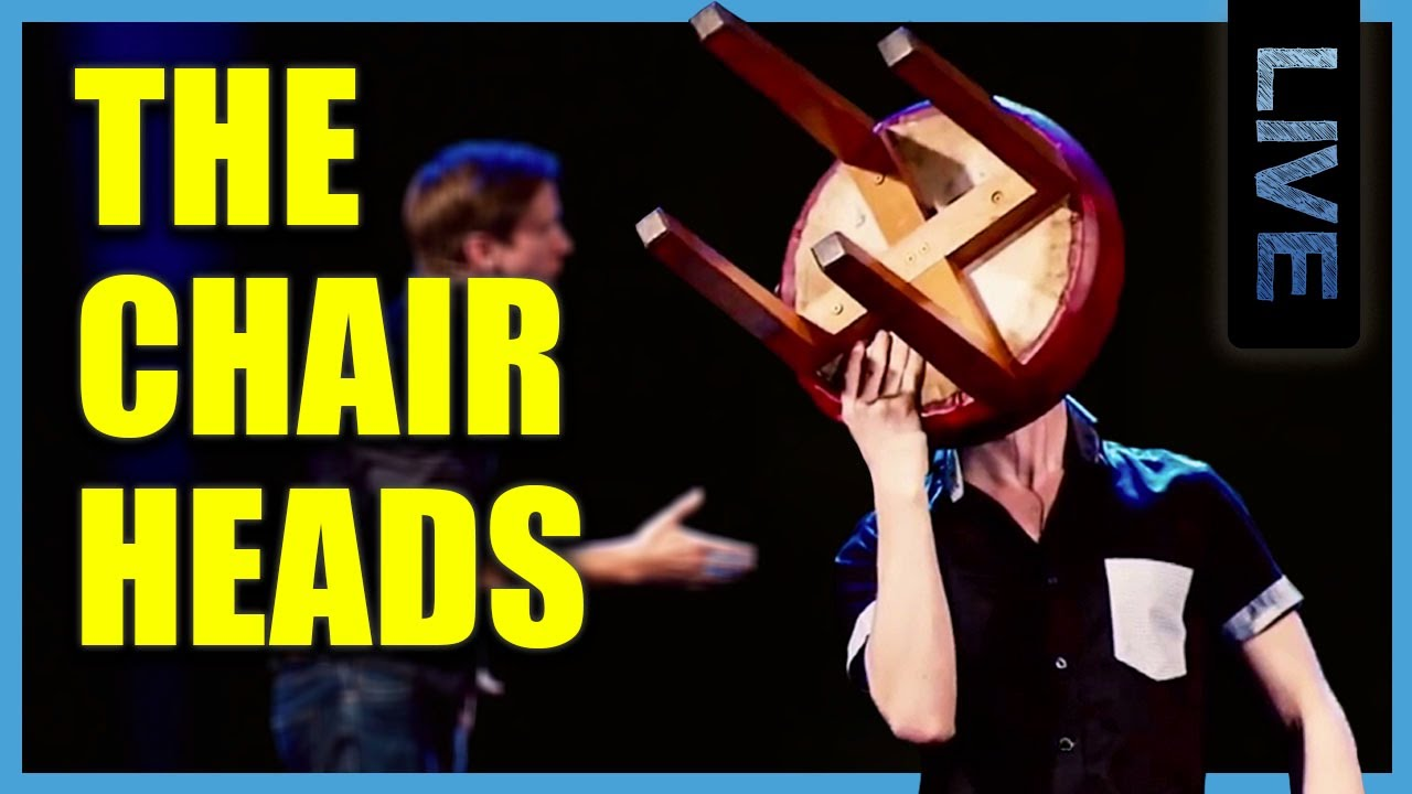 The Chairheads (LIVE) | Foil Arms and Hog