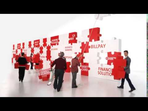 """Sovereign Bank """"Puzzle"""" commercial"""