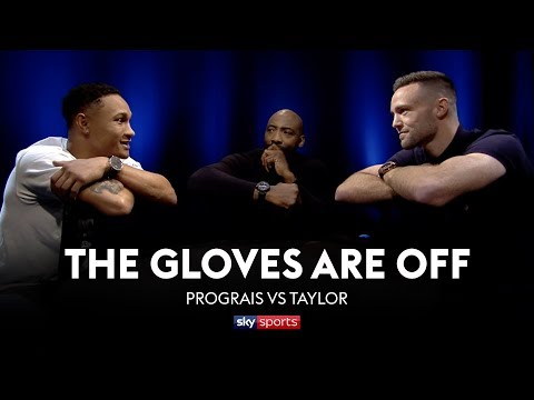 GLOVES ARE OFF: