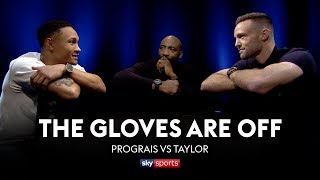 GLOVES ARE OFF: Regis Prograis vs Josh Taylor 👊